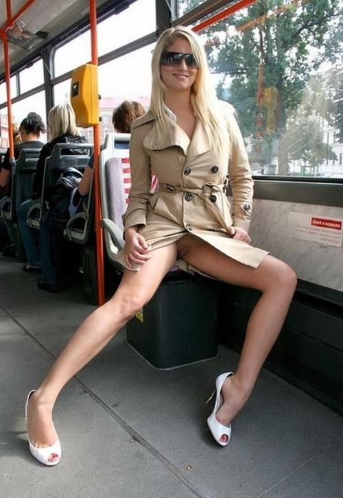 Mini skirt bus station - 1 part 7