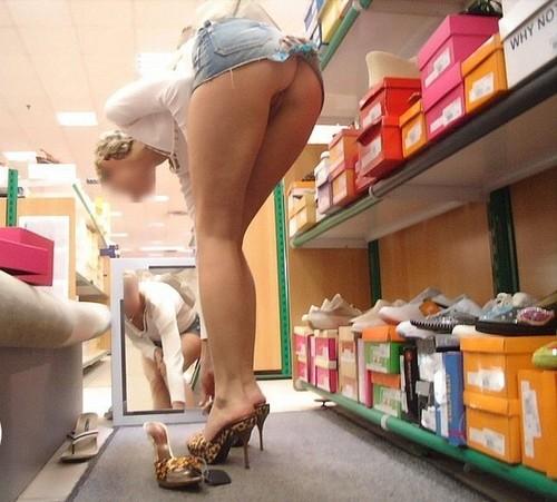 De sexy pieds femme